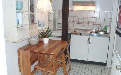 Taubenschlag-Küchenzeile